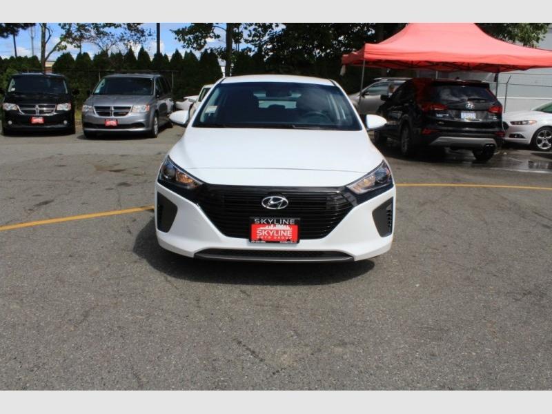 Hyundai IONIQ Hybrid 2019 price $23,889