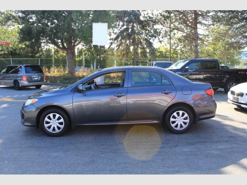 Toyota Corolla 2013 price $11,889
