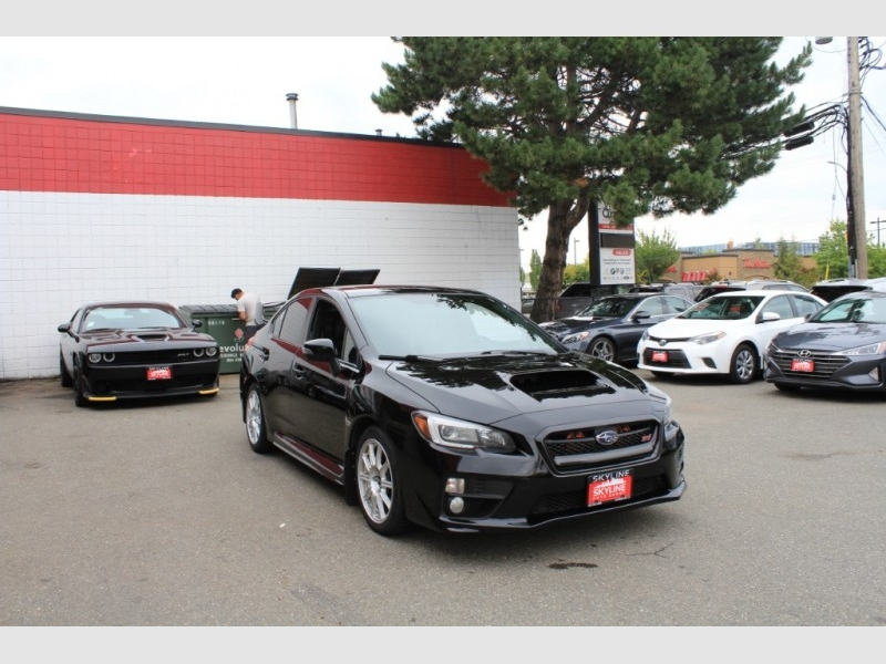 Subaru WRX 2015 price Call for Pricing.