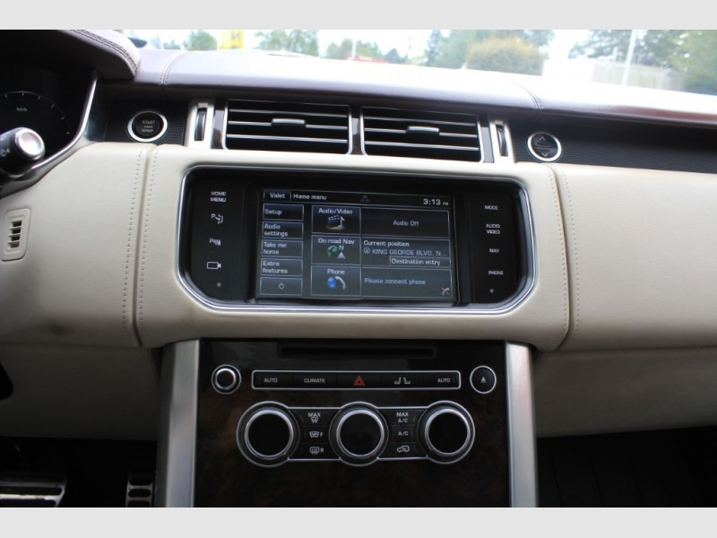 Land Rover Range Rover 2014 price Call for Pricing.