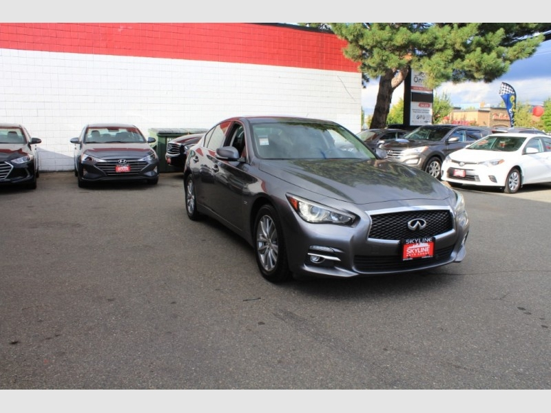 Infiniti Q50 2016 price Call for Pricing.