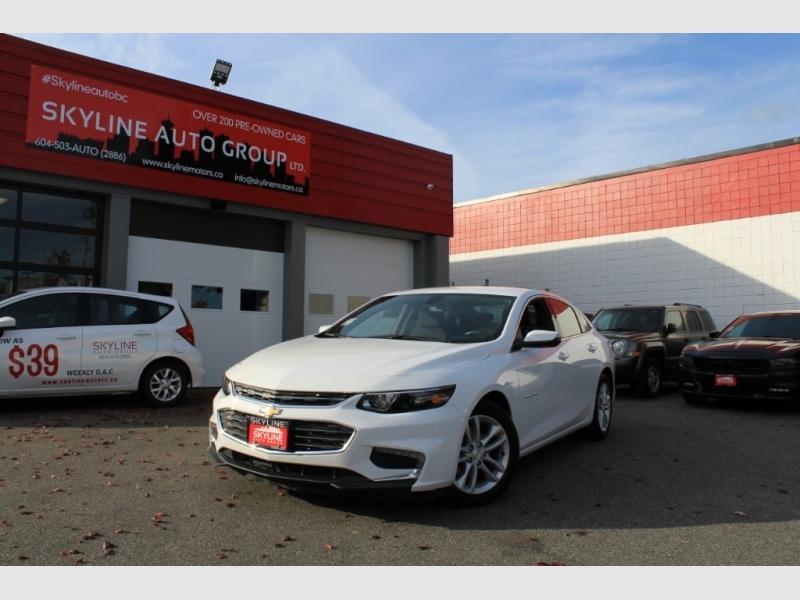Chevrolet Malibu 2018 price 21889