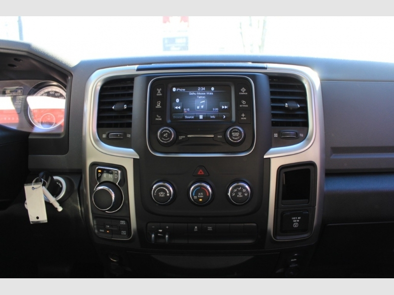 RAM 1500 Classic 2019 price Call for Pricing.