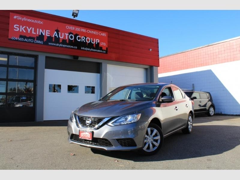 Nissan Sentra 2016 price $13,889