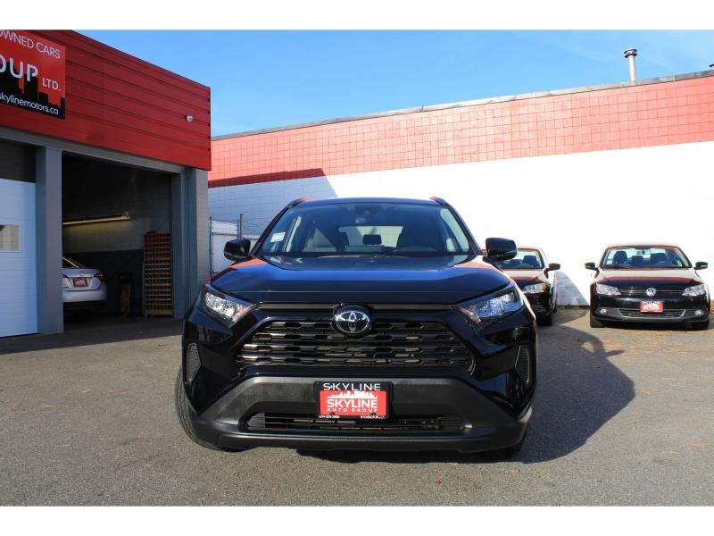 Toyota RAV4 2019 price $31,889