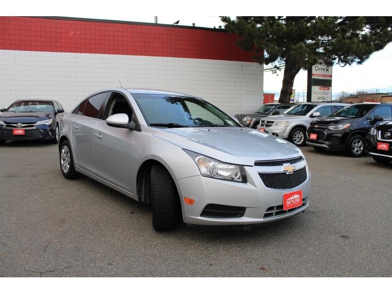 Chevrolet Cruze 2014 price $9,889