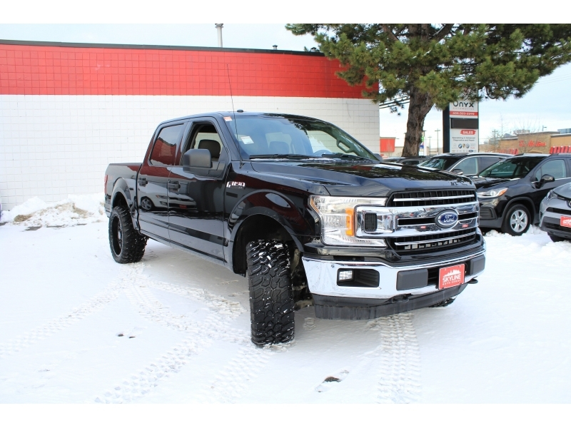 Ford F-150 2018 price $36,889