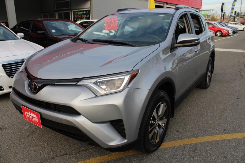 Toyota RAV4 2018 price $24,889