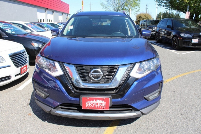 Nissan Rogue 2018 price $23,889