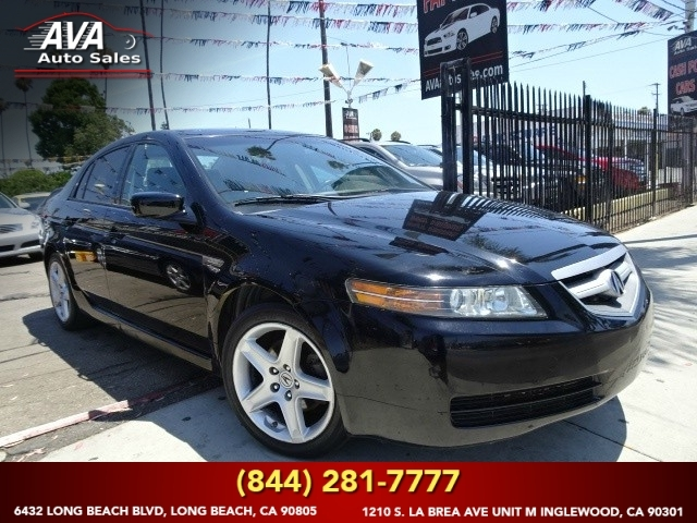Acura TL W Navigation Fully Loaded Inventory AVA AUTO - 2006 acura tl navigation