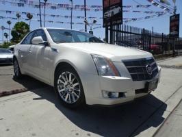 Cadillac CTS 2008
