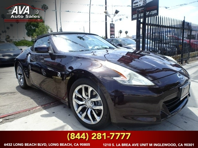 2010 Nissan 370z Roadster Auto Touring Inventory Ava Auto Sales