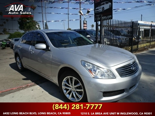 2008 Infiniti G35 Sedan Fully Loaded Inventory Ava Auto Sales