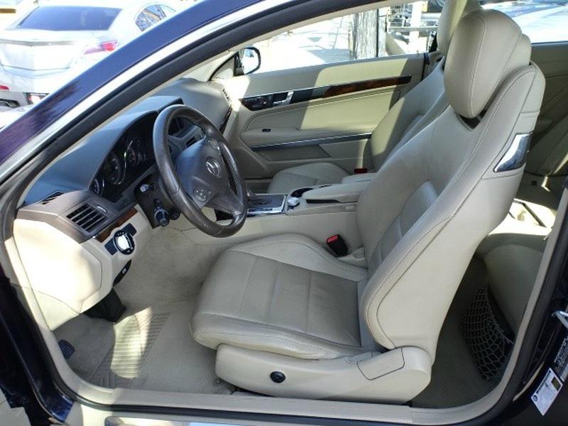 Mercedes-Benz E-Class 2010 price $10,495