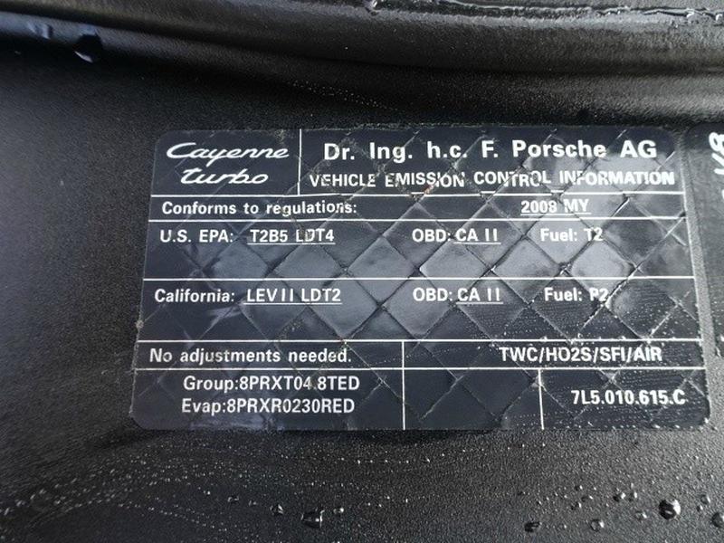 Porsche Cayenne 2008 price $10,995