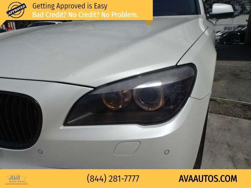 BMW 7-Series 2009 price $10,995