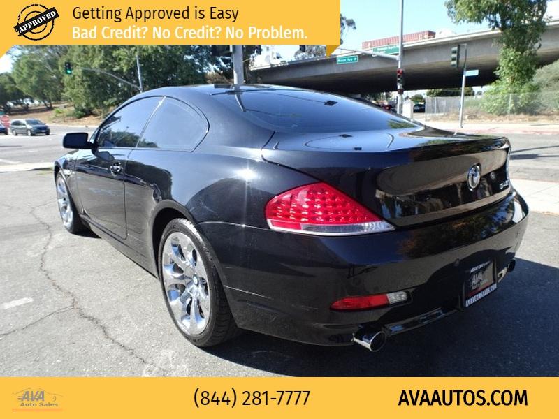 BMW 6-Series 2005 price $7,995