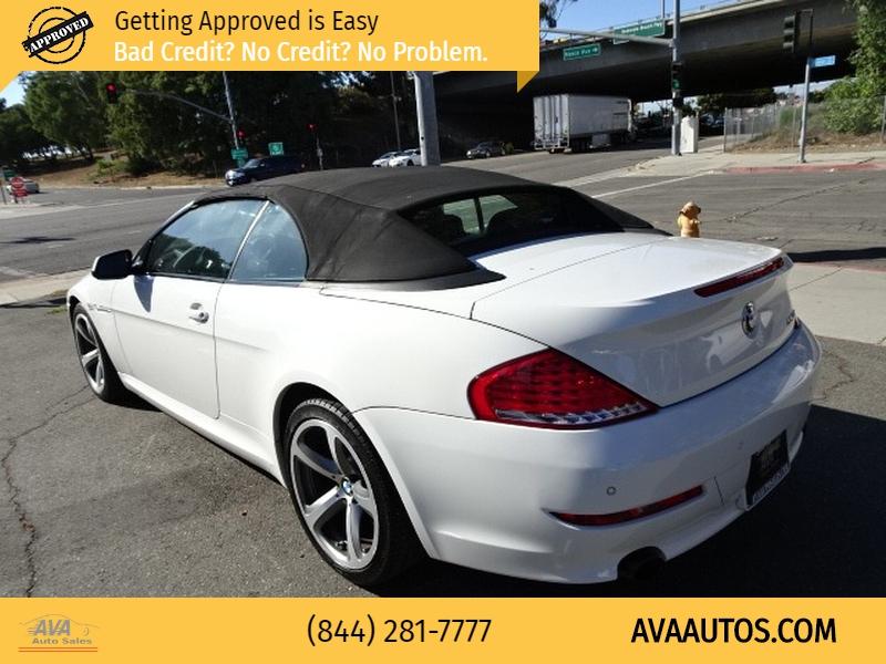 BMW 6-Series 2010 price $13,495