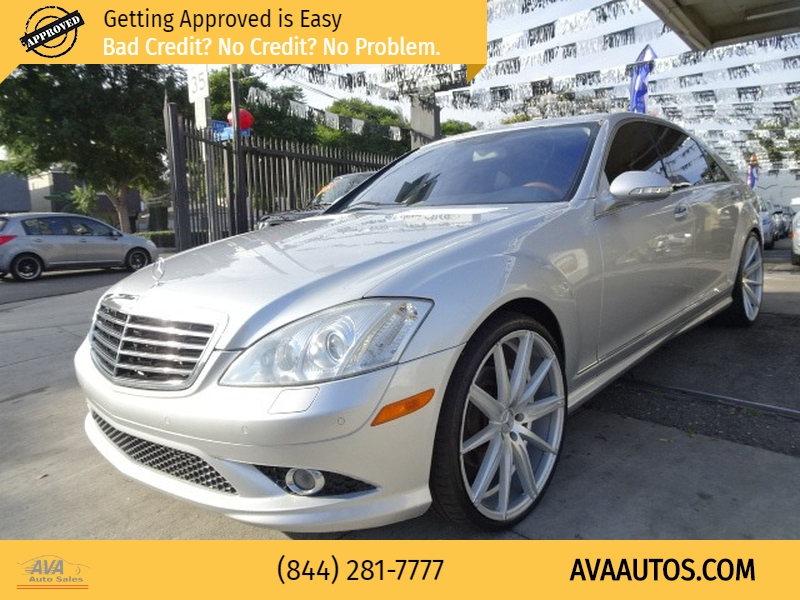 Mercedes-Benz S-Class 2009 price $12,995