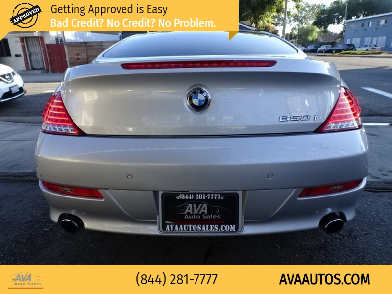 BMW 6-Series 2008 price $8,995