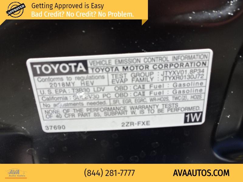 Toyota Prius 2018 price $19,998