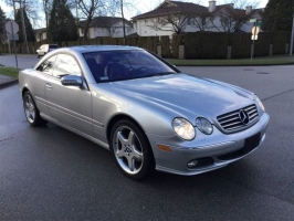 Mercedes-Benz CL-Class 2005