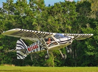 2012 BushCat Nosewheel with only 225 Hours Total Time!