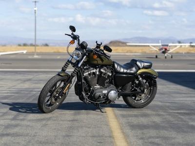 2016 Harley XL883N IRON - 14,623 Miles!