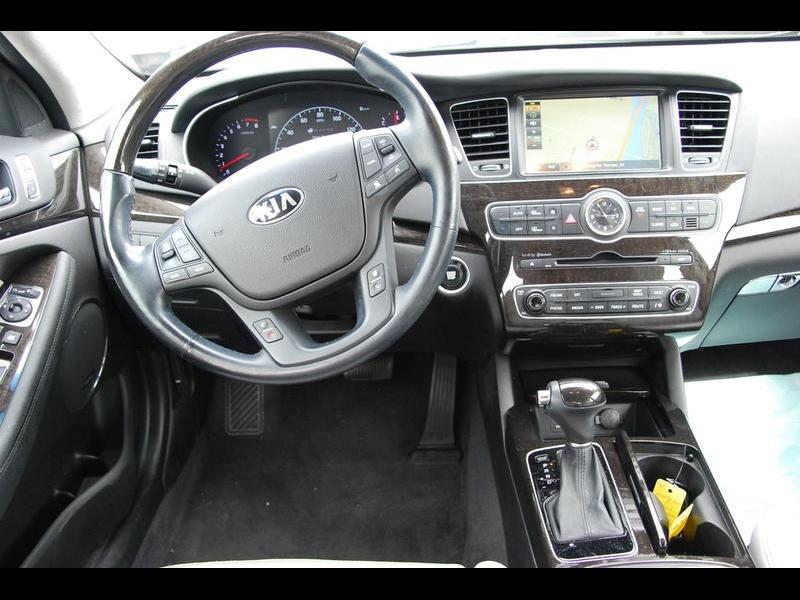 Kia Cadenza Limited 2015 price $16,000