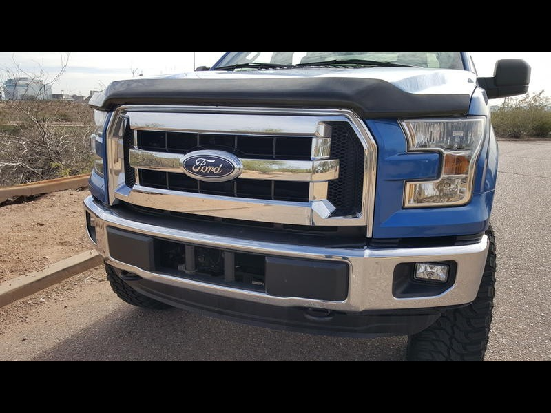 Ford F-150 XLT 4x4 2016 price $31,999