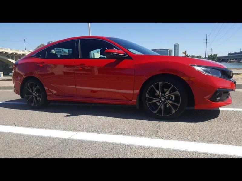 Honda Civic Sport 1.5L Turbo 4 Cyl 6 Speed Manual 2019 price $21,999