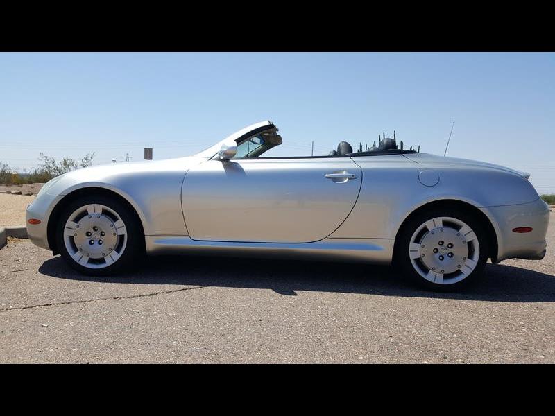 LEXUS SC 430 2002 price $9,995