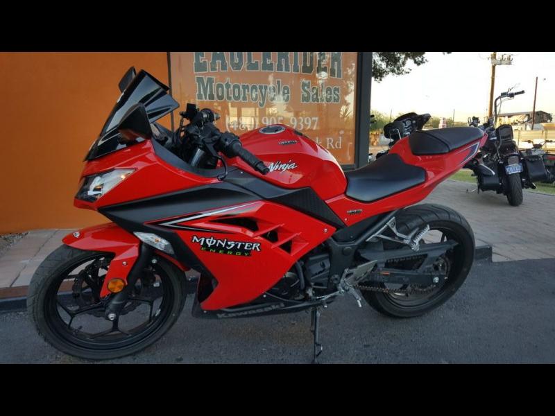 - KAWASAKI Ninja 300 ABS 2016 price $3,995