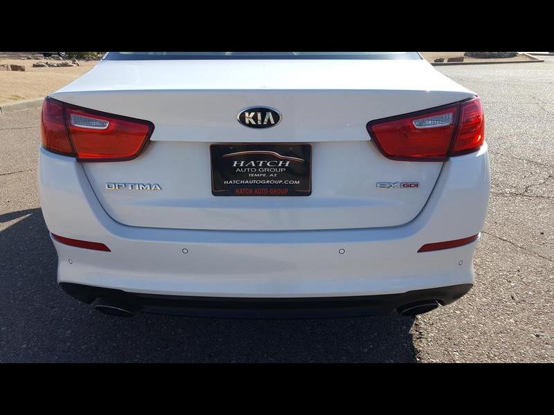 Kia Optima EX 2015 price $13,499