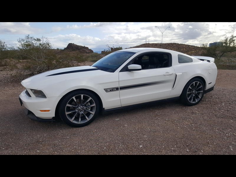 FORD MUSTANG GT California Special 2011 price $14,777