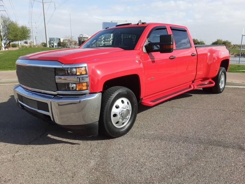 Chevrolet SILVERADO 3500 HD 2017 price $42,995