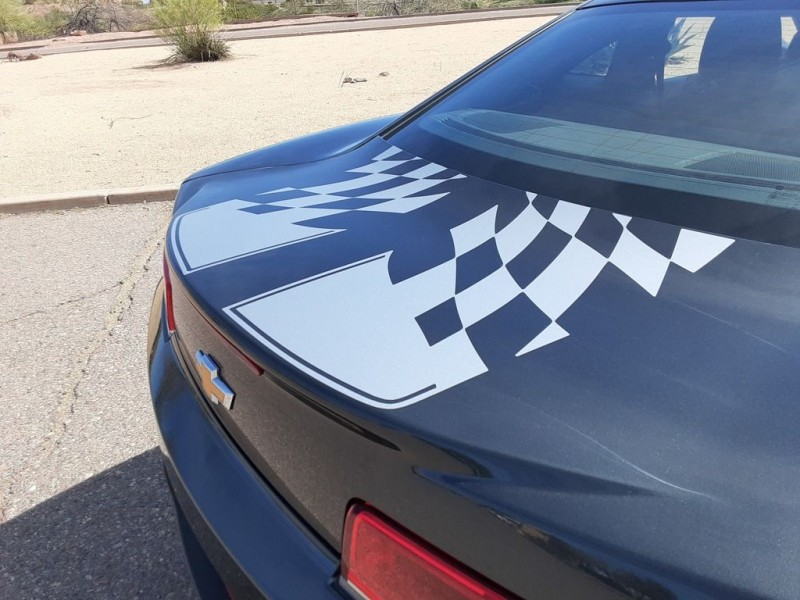 Chevrolet Camaro Coupe 1LS 2015 price $15,995