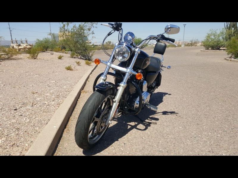 - HARLEY-DAVIDSON XL1200T - Sportster SuperLow 1200T 2014 price $8,495