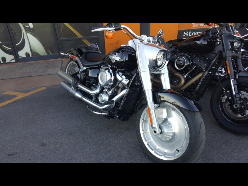 - FLFB - Softail Fat Boy 2018 price $15,965