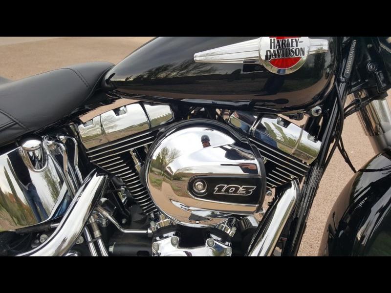 - HARLEY-DAVIDSON FLSTC - Heritage Softail Classic 2016 price $14,995