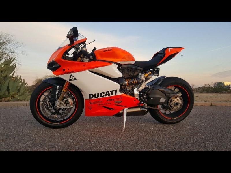 - DUCATI 1299 Panigale S Anniversario 2017 price $26,995