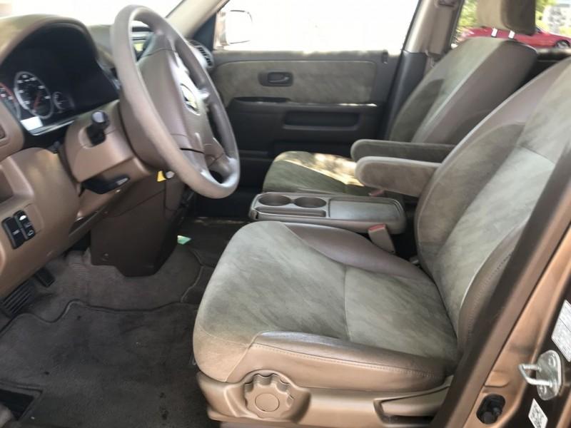 HONDA CRV 2002 price $5,795
