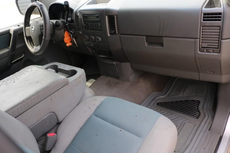 Nissan Titan 2007 price $6,150