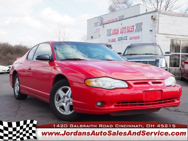 Chevrolet Monte Carlo 2005 price $4,495