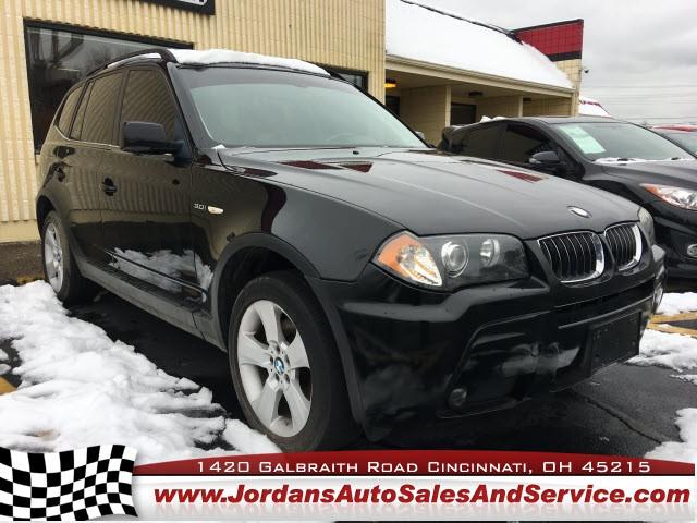 BMW X3 2006 price $6,390