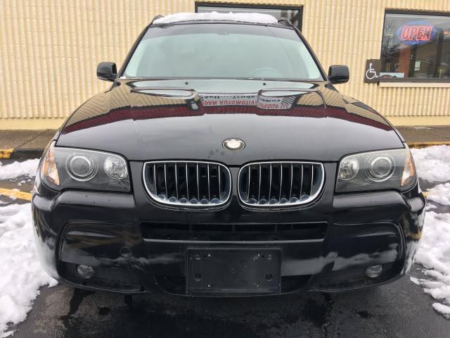 BMW X3 2006 price $6,495