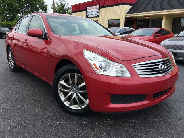 INFINITI G35 2008 price $6,495