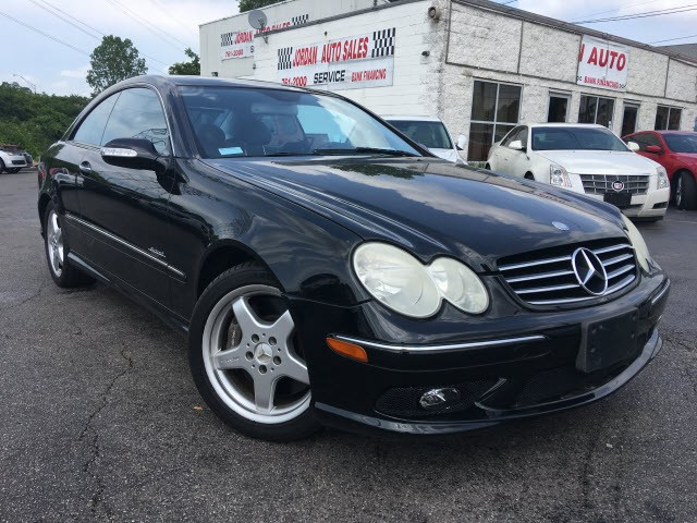 Mercedes-Benz CLK500 2003 price $7,495