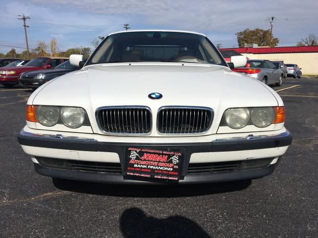 BMW 740I 2000 price $4,495