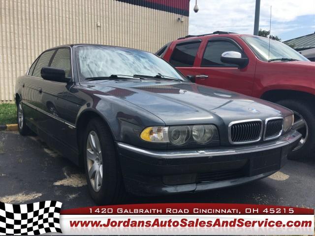 BMW 740iL 2001 price $4,995